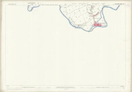 Lancashire CXII.6 (includes: Bredbury And Romiley; Denton) - 25 Inch Map