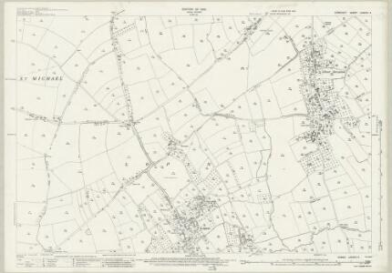 Somerset LXXXVIII.4 (includes: Lopen; Merriott; Seavington St Mary; Seavington St Michael; South Petherton) - 25 Inch Map