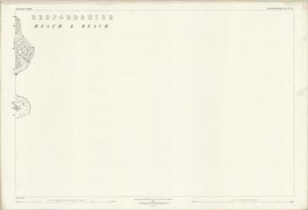 Buckinghamshire XX.12 (includes: Heath and Reach; Leighton Buzzard) - 25 Inch Map