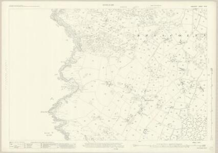 Anglesey XVI.3 (includes: Rhoscolyn) - 25 Inch Map