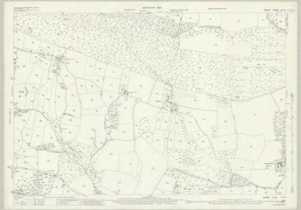 Dorset LVI.8 (includes: Corfe Castle; Langton Matravers; Studland; Swanage; Worth Matravers) - 25 Inch Map