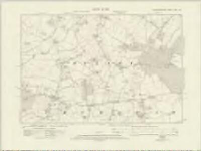 Gloucestershire XXIV.SE - OS Six-Inch Map