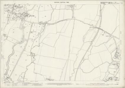 Buckinghamshire LVI.16 (includes: Horton; Staines; Stanwell) - 25 Inch Map