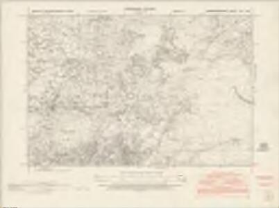 Caernarvonshire XXI.NW - OS Six-Inch Map