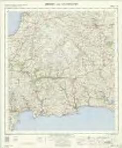 Bodmin and Launceston - OS One-Inch Map