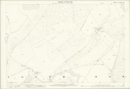 Sussex LI.10 (includes: Findon; Washington; Wiston) - 25 Inch Map