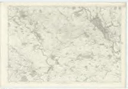 Dumfriesshire, Sheet XL - OS 6 Inch map