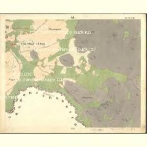 Unter Sinnetschlag - c1367-1-012 - Kaiserpflichtexemplar der Landkarten des stabilen Katasters