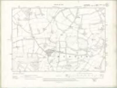 Lanarkshire Sheet XXXIV.NW - OS 6 Inch map