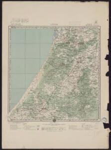 Cartographie régulière. Afrique Occidentale Française. Louga