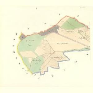 Sobatsch - m2803-1-001 - Kaiserpflichtexemplar der Landkarten des stabilen Katasters