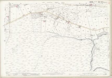 Yorkshire CCXCIII.7 (includes: Bradfield; Derwent; Outseats; Sheffield) - 25 Inch Map