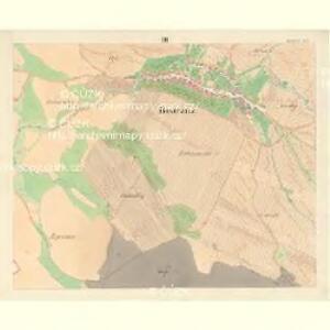 Bistrzitz - m0316-1-003 - Kaiserpflichtexemplar der Landkarten des stabilen Katasters