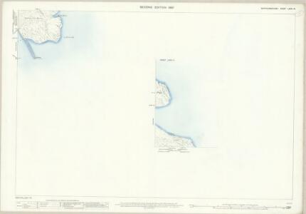 Northumberland (Old Series) LXXIII.15 (inset LXXIII.11) (includes: Bedlington) - 25 Inch Map