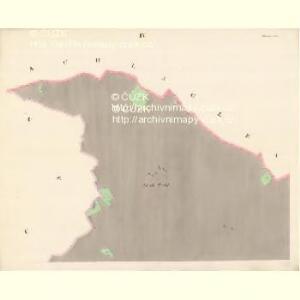 Althütten - c7262-1-003 - Kaiserpflichtexemplar der Landkarten des stabilen Katasters
