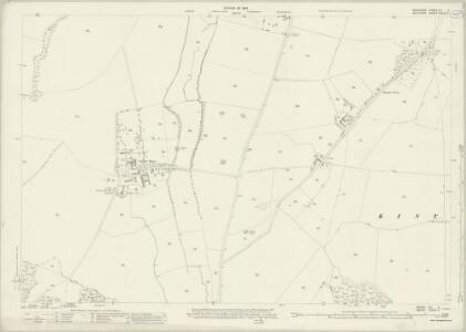 Berkshire XLI.3 (includes: Hungerford; Inkpen; Kintbury; Shalbourne) - 25 Inch Map