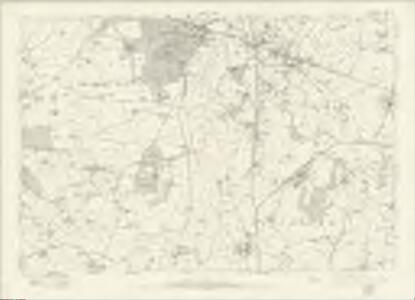 Staffordshire LXV - OS Six-Inch Map