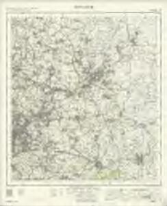 Doncaster - OS One-Inch Map