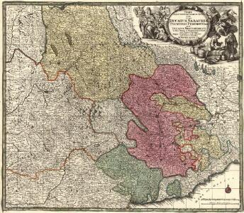 Regiae Celsitudinis Sabaudicae Status in quo Ducatus Sabaudiae, Principat. Pedemontium ut et Ducatus Montisferrati