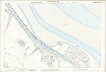 Cheshire XXIII.10 (includes: Eastham; Ellesmere Port) - 25 Inch Map