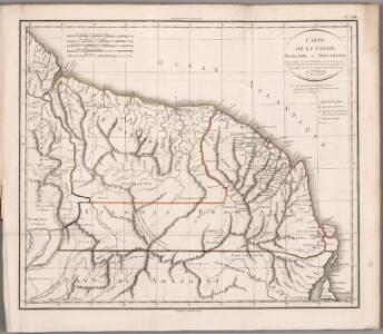 Carte de St. Domingue