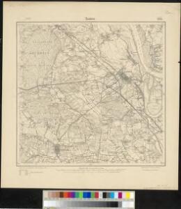 Meßtischblatt 2426 : Xanten, 1906