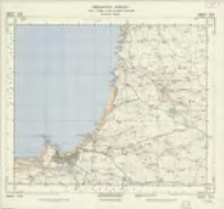 SW86 & Parts of SW76 - OS 1:25,000 Provisional Series Map