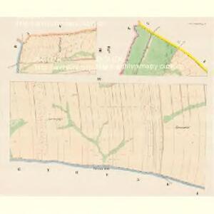 Gr. Olbersdorf (Obrechcice Welka) - m3317-1-006 - Kaiserpflichtexemplar der Landkarten des stabilen Katasters