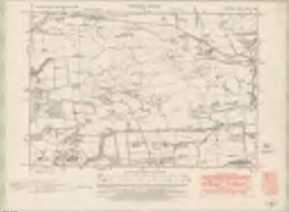 Fife and Kinross Sheet XXXIII.SE - OS 6 Inch map