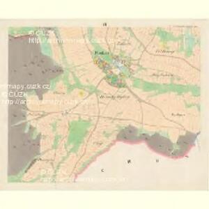 Ostrolow-Augezd - c5550-3-006 - Kaiserpflichtexemplar der Landkarten des stabilen Katasters