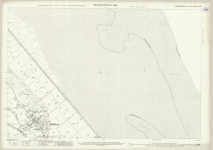 Lincolnshire XLI.15 (includes: Skidbrooke with Saltfleetby Haven) - 25 Inch Map
