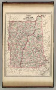 Vermont and New Hampshire.