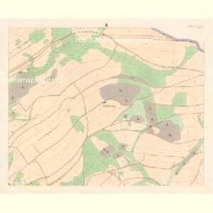 Pietschin (Pieczin) - c5749-1-004 - Kaiserpflichtexemplar der Landkarten des stabilen Katasters