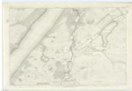 Inverness-shire (Mainland), Sheet LIV - OS 6 Inch map