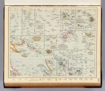 Polynesia, Islands of Pacific.