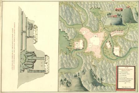 Plan Der Unter Bergstadt Feketa Bania