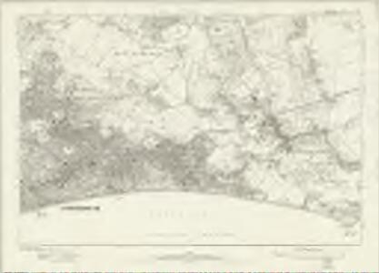 Hampshire & Isle of Wight LXXXVI - OS Six-Inch Map