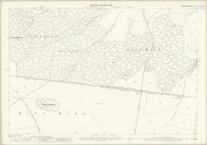 Hampshire and Isle of Wight XL.15 (includes: Hursley; Sparsholt) - 25 Inch Map
