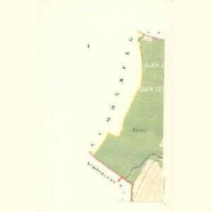 Frankstadt - m2079-2-001 - Kaiserpflichtexemplar der Landkarten des stabilen Katasters