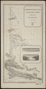 Demarcacion de limites con Chile. Tierra del Fuego