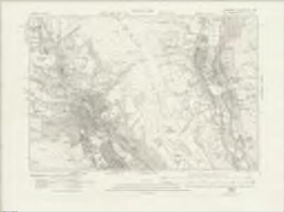 Glamorgan XIX.NW - OS Six-Inch Map