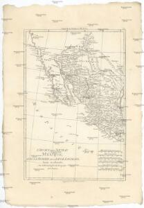 L'Ancien et le Nouveau Méxique, avec la Floride et la Basse Louisiane