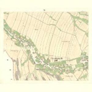 Frankstadt - m2079-2-006 - Kaiserpflichtexemplar der Landkarten des stabilen Katasters