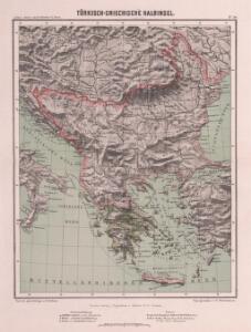 Türkisch-Griechische Halbinsel