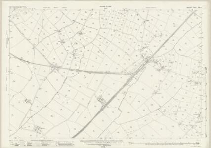 Anglesey XVIII.16 (includes: Llanddaniel Fab; Llanfihangel Ysgeifiog; Llangaffo; Llanidan) - 25 Inch Map