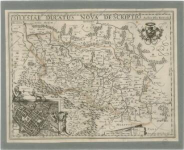 Silesiae Ducatus Nova Descriptio