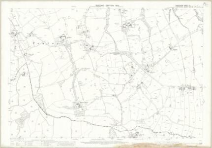 Shropshire VI.7 (includes: Ellesmere Rural; Halghton; Penley) - 25 Inch Map