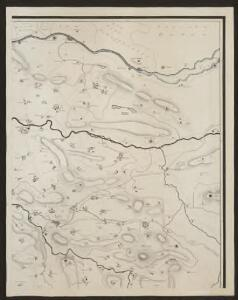 Wandkarte des Cantons Zürich