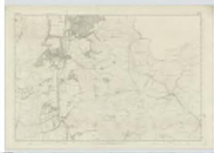 Peebles-shire, Sheet IX - OS 6 Inch map