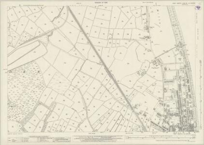 Kent XLVIII.16 & XLVIIIA.13 (includes: Deal; Sholden) - 25 Inch Map